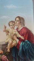 イタリア ご絵 Lippi 11  10×6センチ 紙裏白