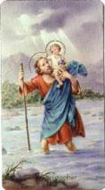 聖人ご絵 聖クリストファー