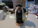 ドイツ パイプ人形 司祭