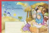 イタリアカード イタリア クリスマス 1018-2