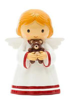 LTD   185306YX January Guardian Angel statue 1月の守護天使 やさしさ
