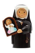 LDW  165531YX   Saint Faustina statue