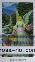聖人ご絵 守護の天使 イタリア祈りカード