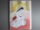 東京カルメル会修道院 定型和風カードNO.81 通年