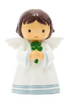 LTD   185308YX March Guardian Angel statue 3月の守護天使 クローバー