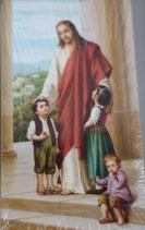 イタリア ご絵 RENI 1223 10×6センチ 紙裏白