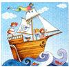 EU 高級ナプキン33×33 平和の帆をあげて 21472