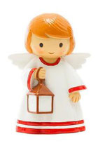 LTD   185312YX July Guardian Angel statue 7月の守護天使 あかり