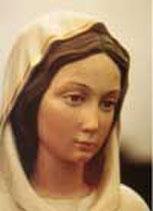 ご絵 ローザミスティカ くすしきバラの聖母