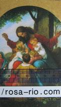 ご絵 クラシカル フォーゲル キリストと子どもたち 120