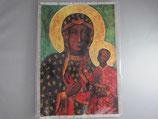 ご絵 キャンパス地 ヤスナグラの聖母 28×20センチB