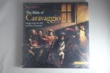 イタリア 英語 The Bible  of Caravaggio 教会販売書籍