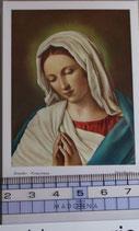 ご絵 聖母マリア 絵画 A-2 MADONNA