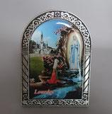 フランス ルルド 卓上ご絵 1909-87
