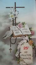 イタリア ご絵 Lippi 37  10×6センチ 紙裏白