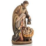 イタリア キリスト降誕の置物、聖家族、聖なる夜のモデル PR005136 16センチ