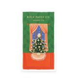 NIK424  クリスマスツリー ピンバッジ