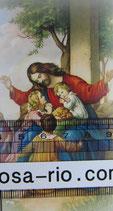 ご絵 フォーゲル キリストと子どもたち