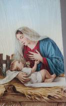 イタリア ご絵 Lippi 47 10×6センチ 紙裏白