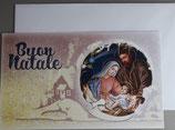 イタリア製 クリスマスカード 定型小型 20327