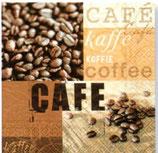 EU 高級ナプキン33×33 コーヒー 21321