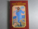 英語本 St.Joseph  POCKET PRAYER BOOK