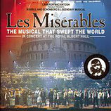 CD THE MUSICAL THAT SWEPT THE WORLD    Les Miserable CD Les Miserables 10th Anniversary Concert