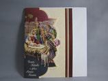 イタリア製 クリスマスカード 定型 聖家族とひつじかいc-3