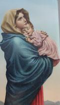 イタリア ご絵 Lippi 10  10×6センチ 紙裏白