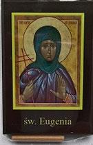 イコン ローマの聖ユージニア