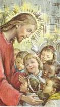 イタリア ご絵 キリストとこども ブリスレン BR-1
