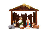 LDW 195100YX Nativity set statue 435 AVAILABL