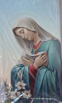 イタリア ご絵 Lippi 6  10×6センチ 紙裏白