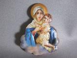 板絵 マグネット/卓上 聖母子
