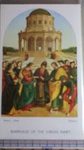 ご絵 絵画 聖母マリアの結婚  A MARRIAGE OF VIRGIN MARY