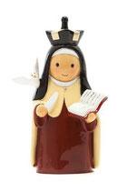LDW 175129YX   Saint  Teresa D'Avila statue   アビラの聖テレジア