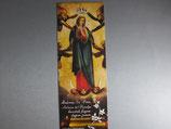 Our Lady Ta'pnu 祈りカードA 20×7.5センチ