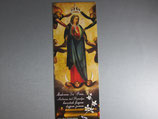 Our Lady Ta'pnu 祈りカードB 20×7.5センチ