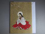 東京カルメル会修道院 定型和風カード NO.5-A 通年