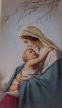 御絵 聖母子J