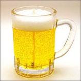 好物ローソク ビール