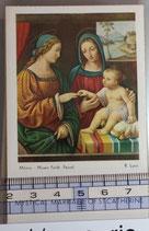 ご絵 MySTICAL MARRIAGE OF ST.CATHERINE シエナの聖キャサリン 神秘的な結婚