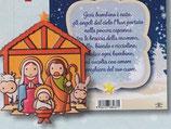 FB NATALE イタリア製 マグネット 聖家族 1100-3 6、5×6センチ