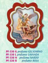 イタリア FB PFー330-L 香りシート 大天使ミカエル ローズ