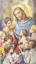 イタリア ご絵 キリストとこども ブリスレン BR-2