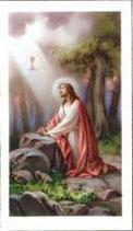 ゲッセマネの祈り ご絵 1618