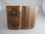 アルメニア 木製みことば楯(アルメニア後)16センチ×13センチ