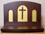日本製 キリスト教 上置き祭壇 AL-1型 (A)
