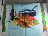 マルタ共和国 壁掛け タコ料理 70×49
