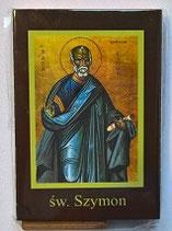 イコン 聖サイモン 聖シメオン